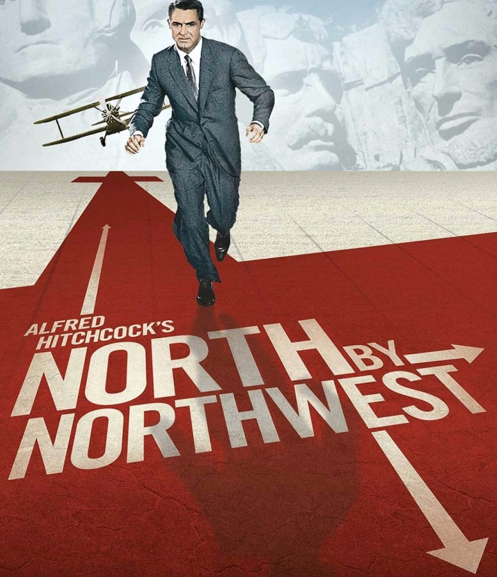 North By Northwest: Modernism & Hitchcock
