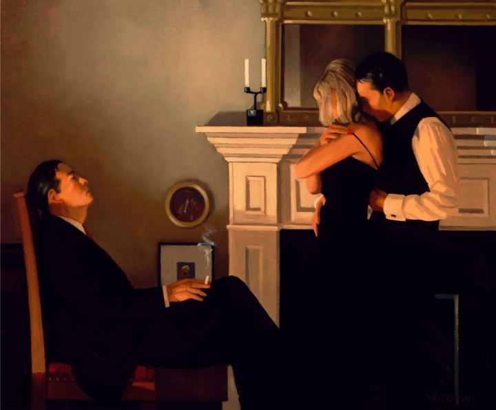 Jack Vettriano & Painted Eroticism
